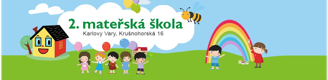 Mateřské školky KV Logo