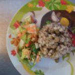 Šoulet, mích. salát